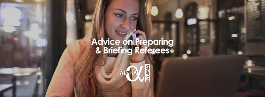 Advice on Preparing Briefing Referees